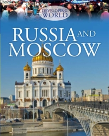 Russia and Moscow, Hardback Book