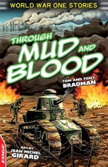 Through Mud and Blood, Paperback Book