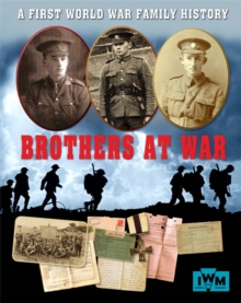 Brothers at War - A First World War Family History, Paperback Book