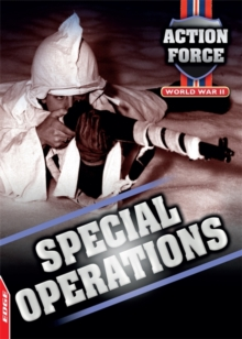 World War II: Special Operations, Paperback Book