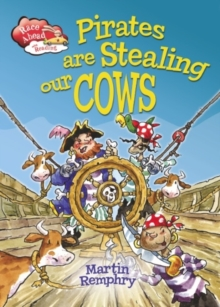 Pirates Are Stealing Our Cows, Hardback Book