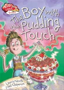 The Boy with the Pudding Touch, Paperback Book