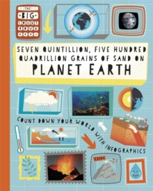 The Big Countdown: Seven Quintillion, Five Hundred Quadrillion Grains of Sand on Planet Earth, Hardback Book