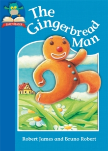 The Gingerbread Man : Level 1, Hardback Book
