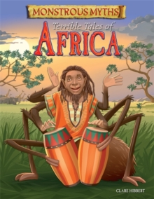 Terrible Tales of Africa, Hardback Book