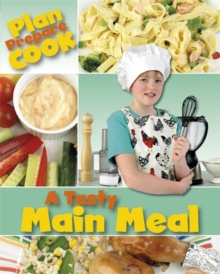 Tasty Main Meal, Paperback Book