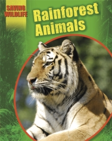 Rainforest Animals, Paperback Book
