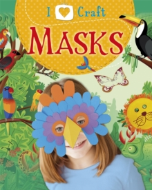 Masks, Hardback Book