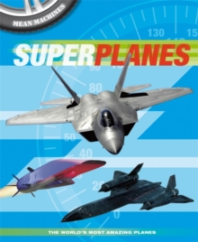 Superplanes, Paperback Book