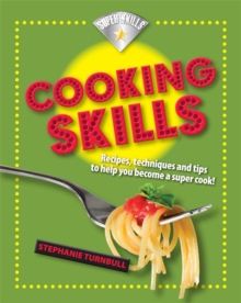 Cooking Skills, Paperback Book