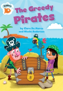 The Greedy Pirates, Paperback Book