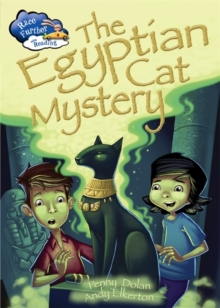 The Egyptian Cat Mystery, Paperback Book
