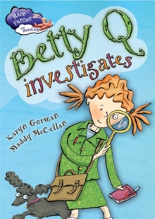 Betty Q Investigates, Paperback Book