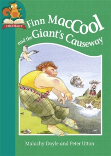 Finn MacCool and the Giant's Causeway, Hardback Book