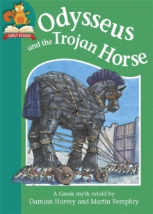 Odysseus and the Trojan Horse, Paperback Book