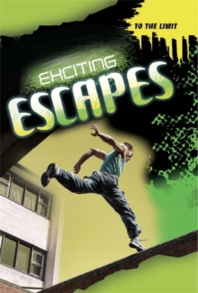 Exciting Escapes, Hardback Book