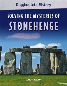 Solving the Mysteries of Stonehenge, Paperback Book