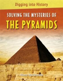 Solving the Mysteries of the Pyramids, Paperback Book