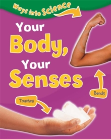 Your Body, Your Senses, Paperback Book