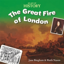 The Great Fire of London, Paperback Book