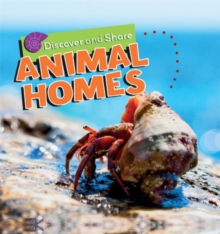 Animal Homes, Paperback Book