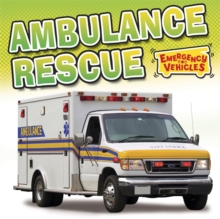 Ambulance Rescue, Paperback Book