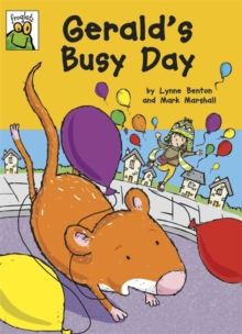 Gerald's Busy Day, Paperback Book