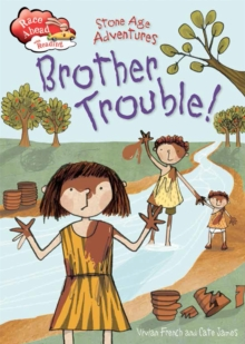 Stone Age Adventures: Brother Trouble, Hardback Book