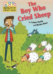 "The Boy Who Cried ""Sheep!"", Paperback Book"