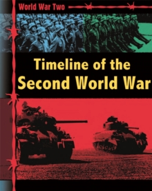 Timeline of the Second World War, Paperback Book