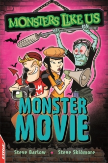 Monster Movie, Paperback Book
