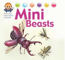 Minibeasts : 3, Hardback Book