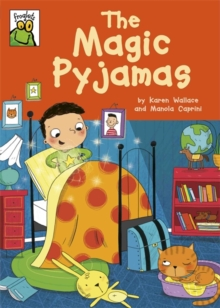 The Magic Pyjamas, Hardback Book