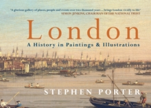 London A History in Paintings & Illustrations, Hardback Book