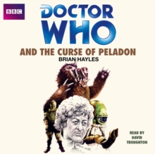 Doctor Who and the Curse of Peladon, CD-Audio Book