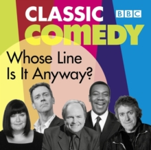 Whose Line is it Anyway, CD-Audio Book