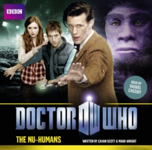 Doctor Who: The Nu-Humans, CD-Audio Book