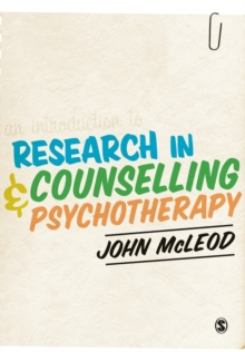 An Introduction to Research in Counselling and Psychotherapy, Paperback Book