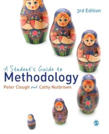 A Student's Guide to Methodology, Paperback Book