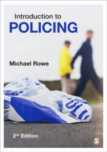 Introduction to Policing, Paperback Book