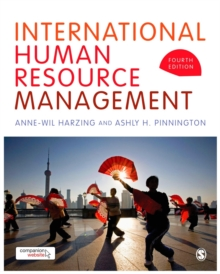 International Human Resource Management, Paperback Book
