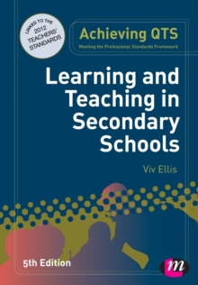Learning and Teaching in Secondary Schools, Paperback Book