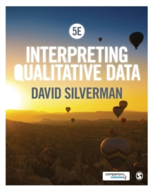 Interpreting Qualitative Data, Paperback Book