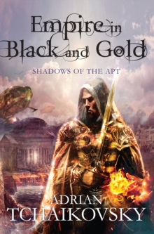 Empire in Black and Gold, Paperback Book