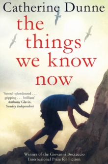 The Things We Know Now, Paperback Book