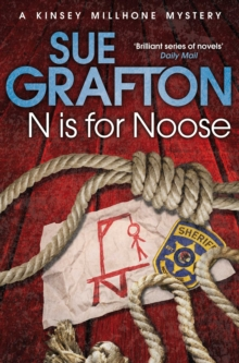 N is for Noose, Paperback Book