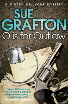 O is for Outlaw, Paperback Book