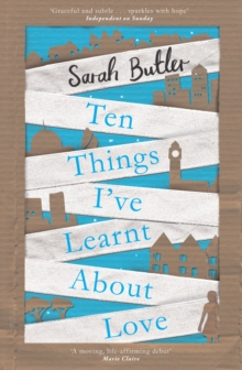 Ten Things I've Learnt About Love, Paperback Book