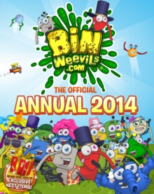 Bin Weevils: the Official Annual, Hardback Book