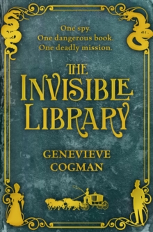 The Invisible Library, Paperback Book